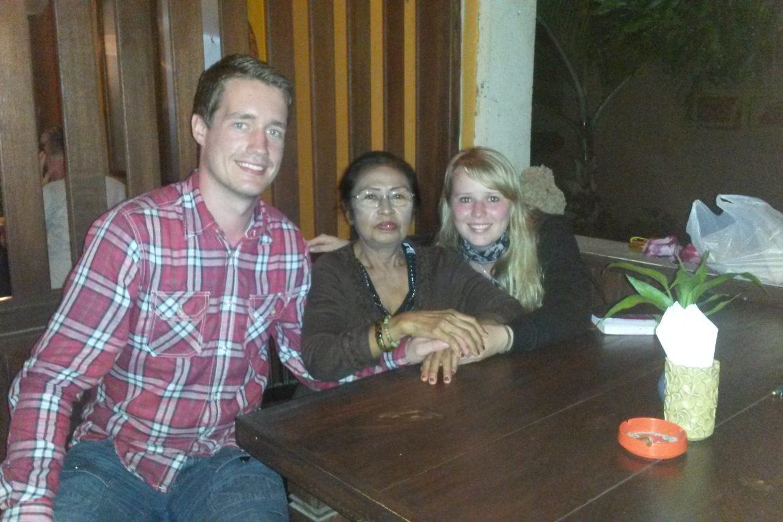Bijzondere ontmoeting in Ubud, Bali