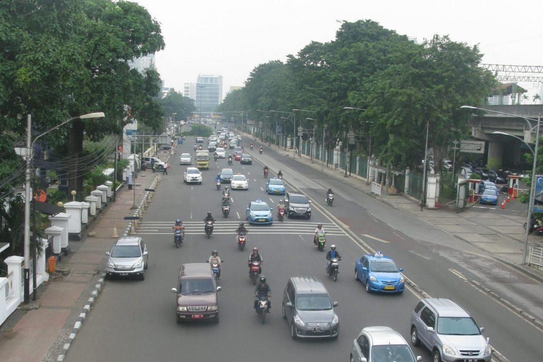 De charmante chaos van Jakarta