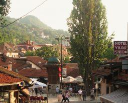 Sarajevo: het Jeruzalem van Europa