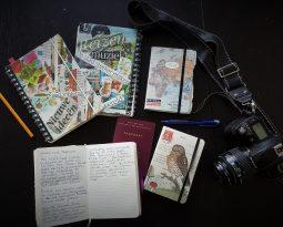 Flash-backpack #18: Terugblik op April
