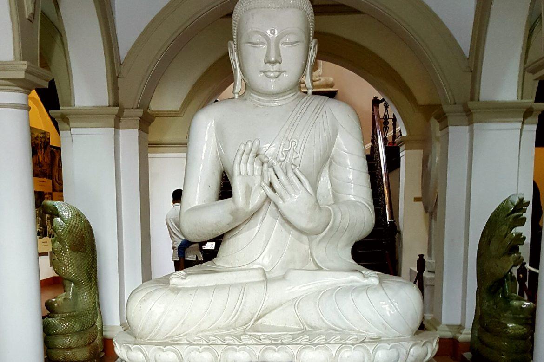 Kandy: de tempel van de heilige tand