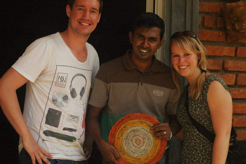 Bijzondere ontmoeting in Kandy: Earthbound Creations