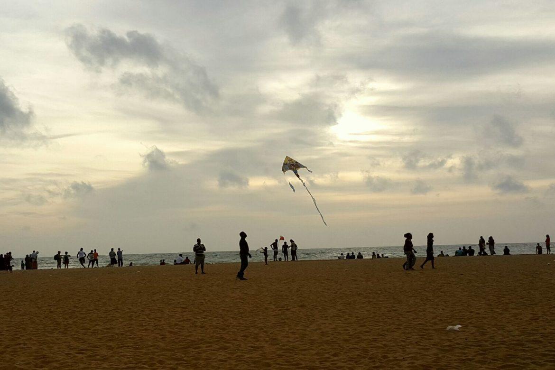 Onze eerste stappen in Sri Lanka