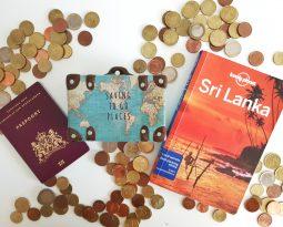 De kosten van drie weken reizen door Sri Lanka
