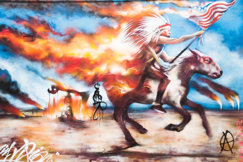 Street art in Shoreditch, één van de leukste wijken van Londen