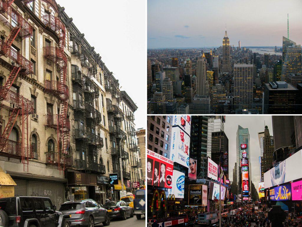 Ode aan New York