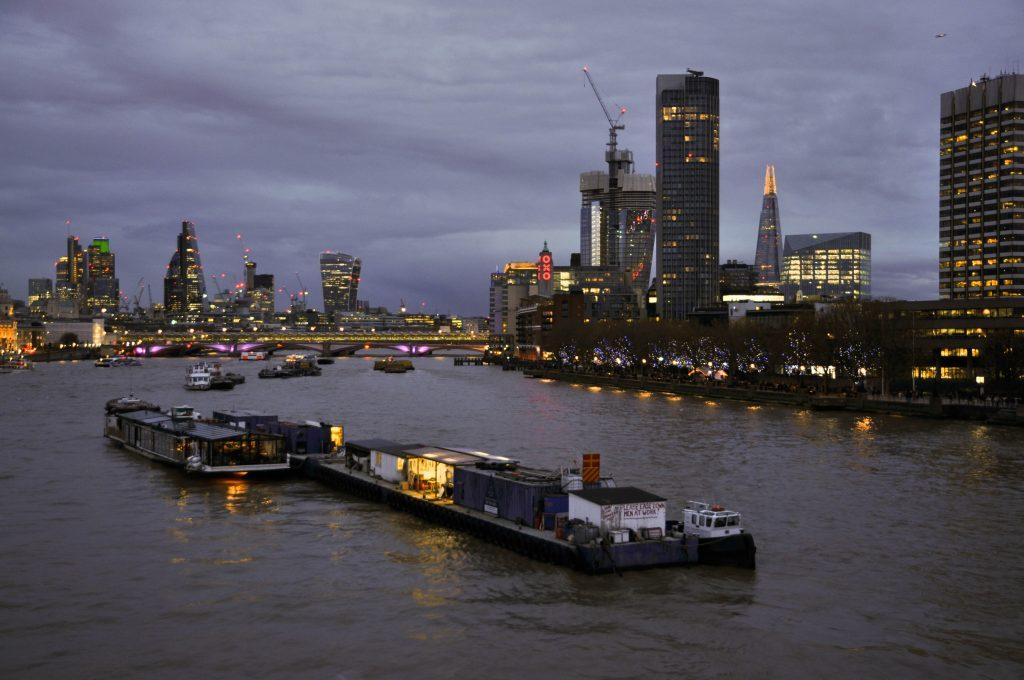 Doen in Londen