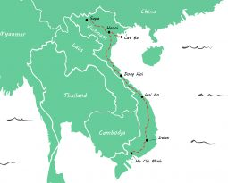 Drie weken backpacken in Vietnam: onze reisroute + tips