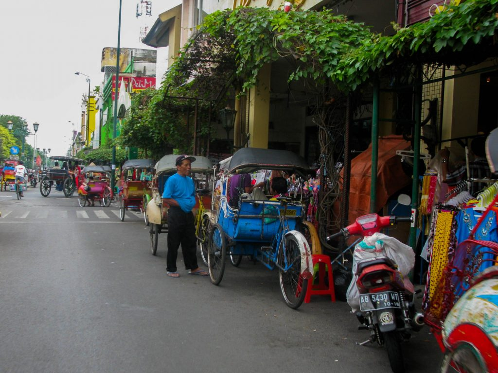 doen in Yogjakarta