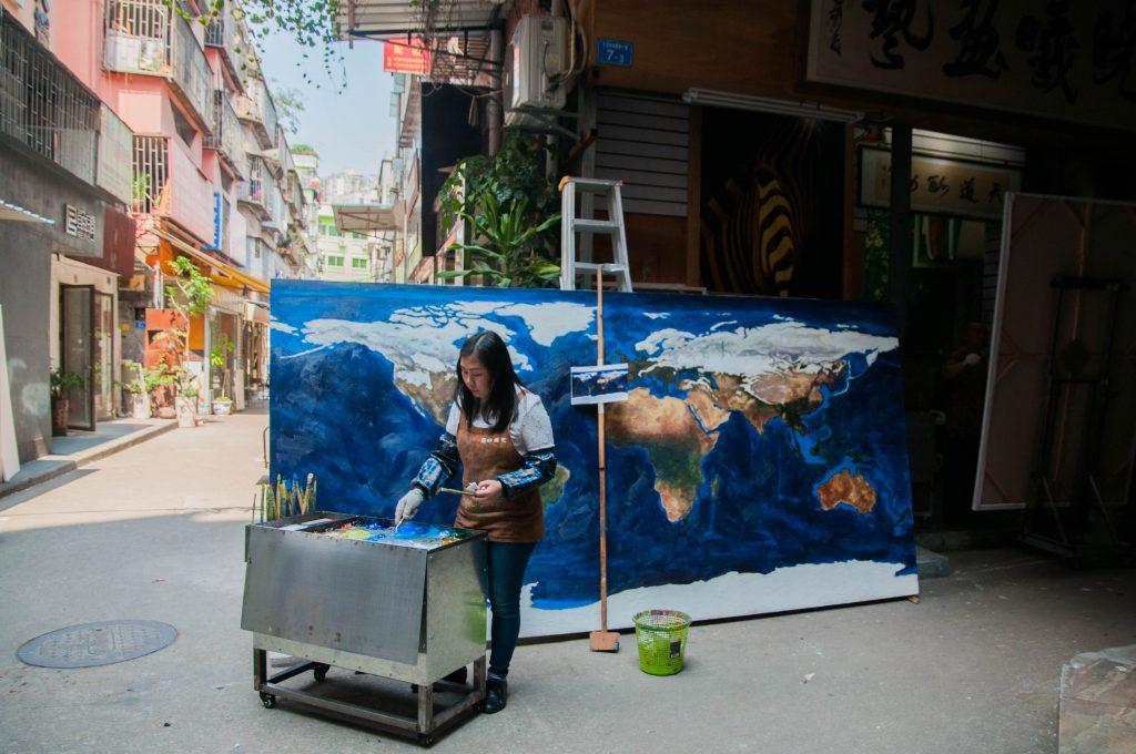 Doen in Shenzhen
