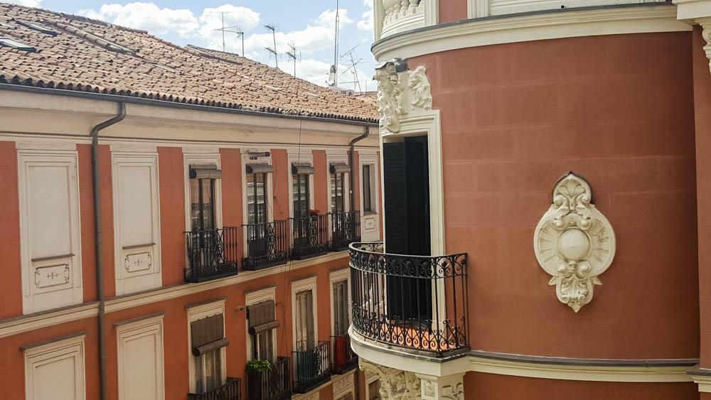 wijken van Madrid