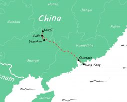 Onze reisroute door China: twee weken backpacken