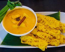 Maleisische kipcurry met Roti Jala – recept van masterchef Imelda Harris