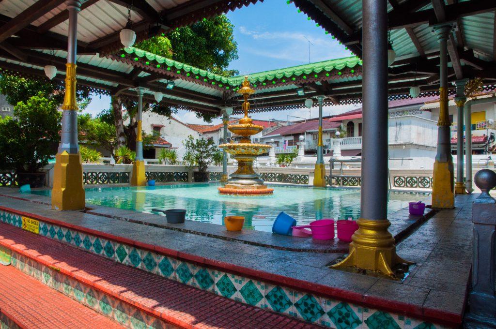 Tips voor Malakka - Kampung Kling Moskee
