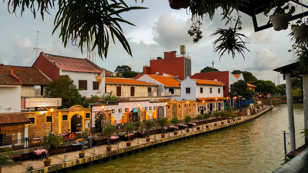 route door Maleisië - Melaka
