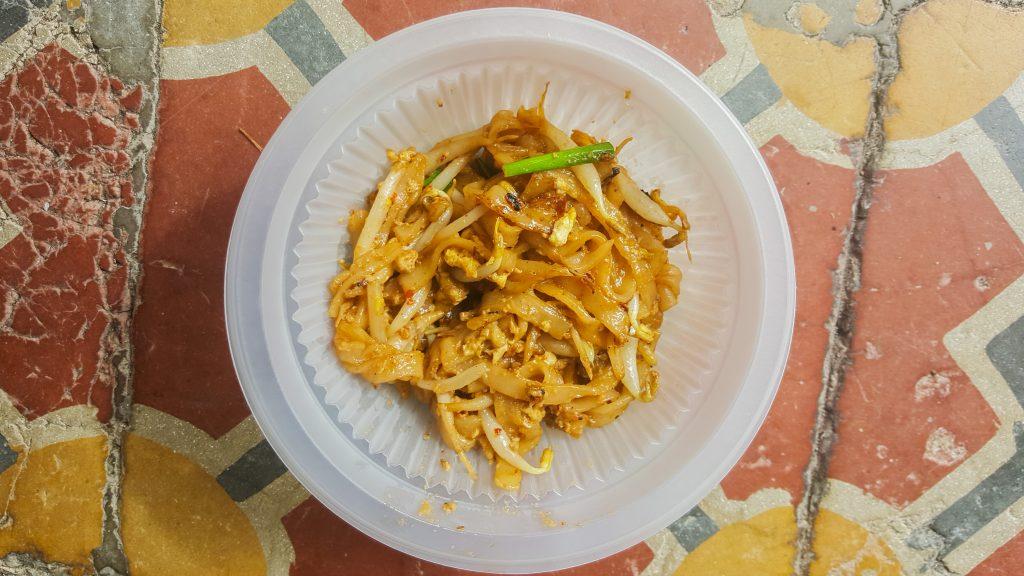 gerechten uit Maleisië - Char Kuay Teow