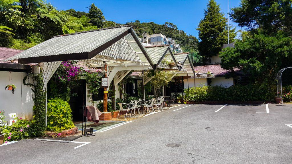 accomodaties in Maleisië - het guesthouse Cameronian Inn