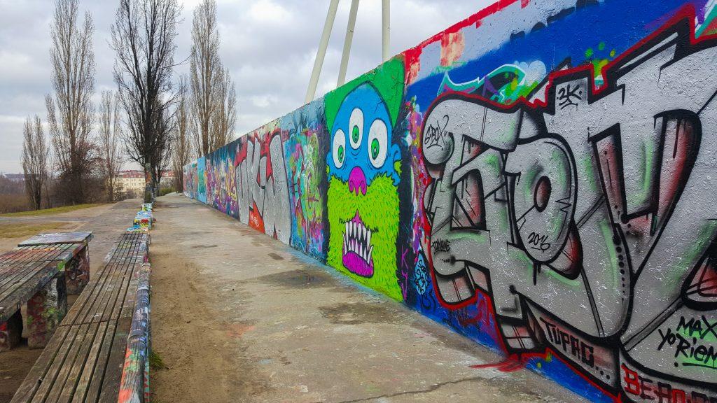 hoogtepunten in Berlijn - Mauerpark