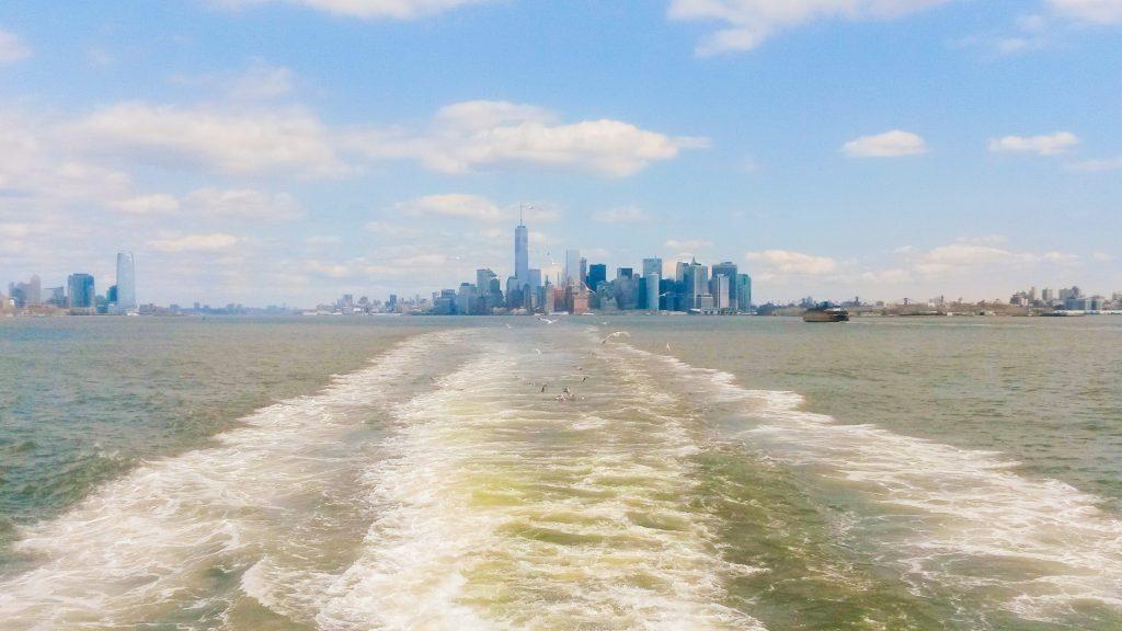 gratis in New York - Staten Island Ferry