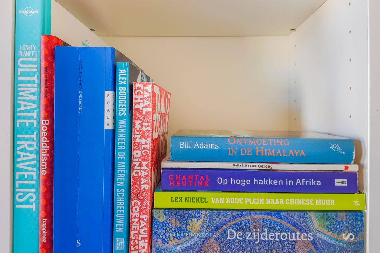 Boeken om reisinspiratie op te doen #1: vijf favoriete boeken over reizen