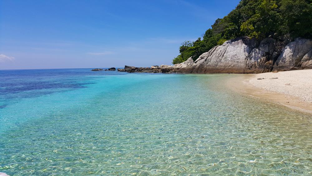 Tips voor de Perhentian Islands - Rawa Beach