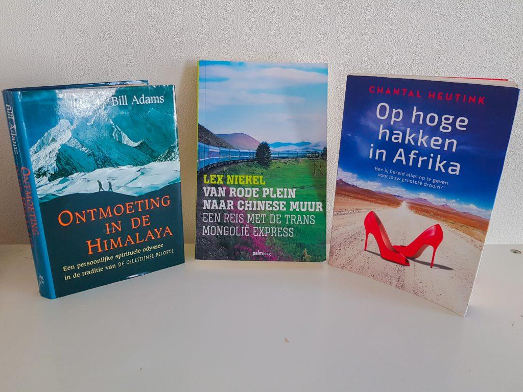 boeken over reizen