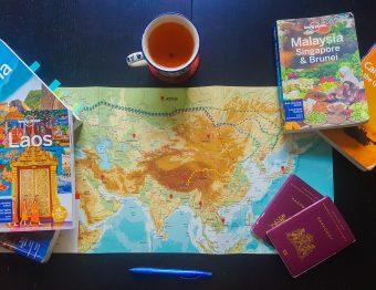 Wereldreisvoorbereidingen #1: Hoe wij de globale route voor onze wereldreis hebben bepaald