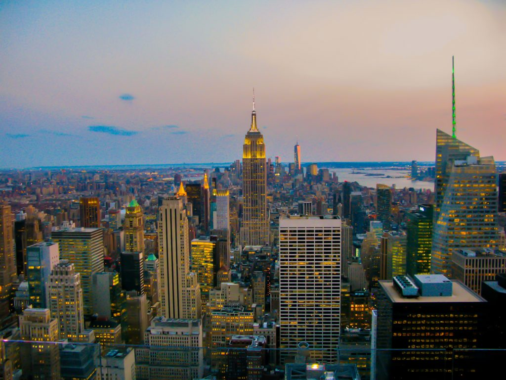 gratis in New York - Skyline