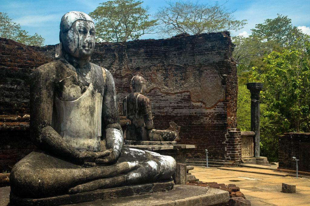 doen in Sri Lanka - Pollonaruwa