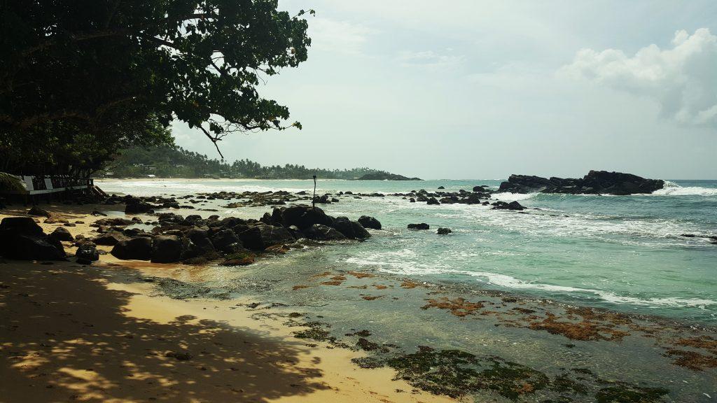 doen in Sri Lanka - Mirissa strand