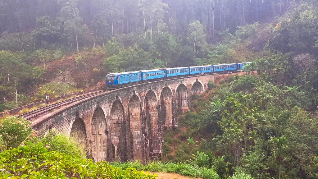 doen in Sri Lanka - Nine Arches Bridge Ella