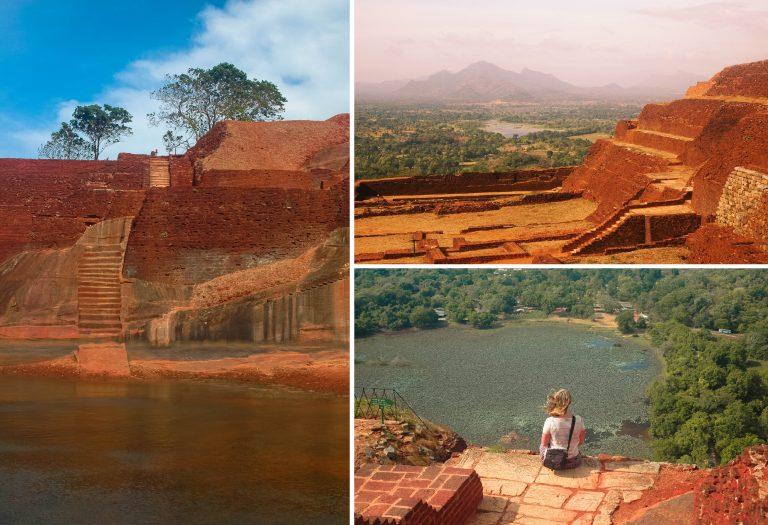 doen in Sri Lanka - Lion Rock Sigiriya