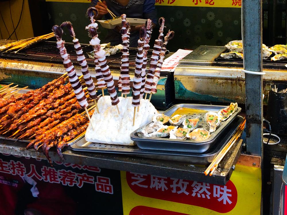 redenen om china op je bucketlist te zetten - Chinees eten