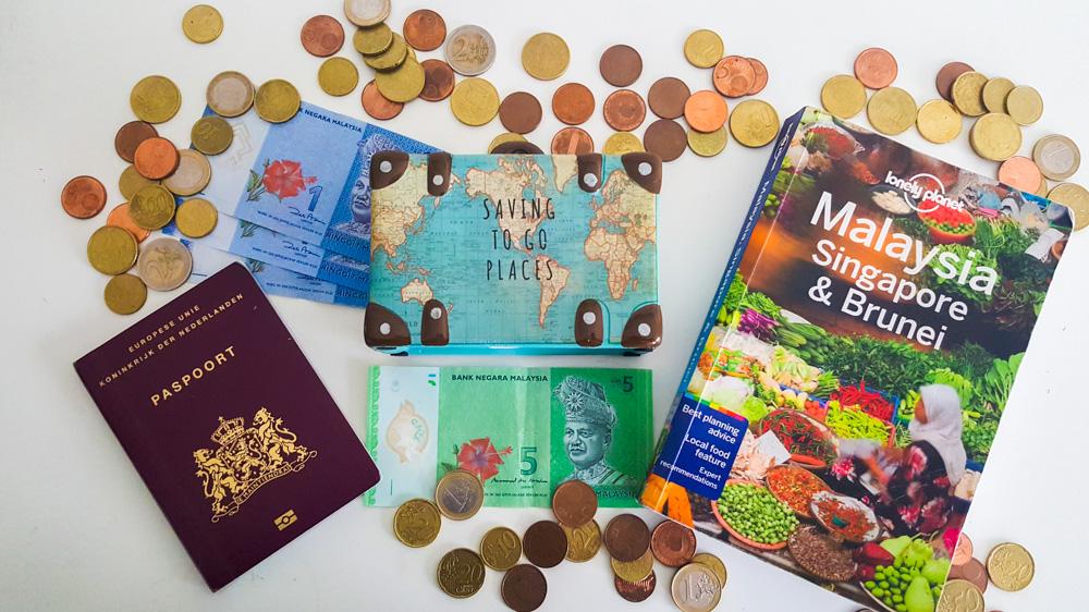 backpacken in Maleisië - budget