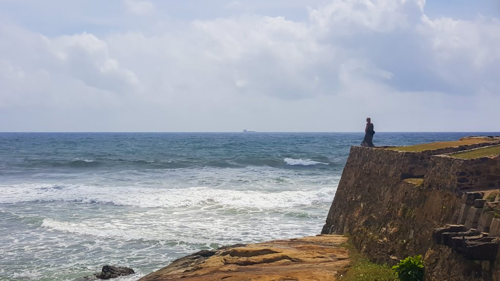 doen in Sri Lanka - Fort Galle