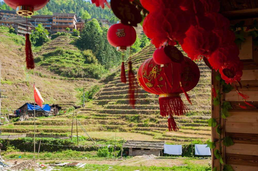 redenen om china op je bucketlist te zetten - rijstvelden van Longji