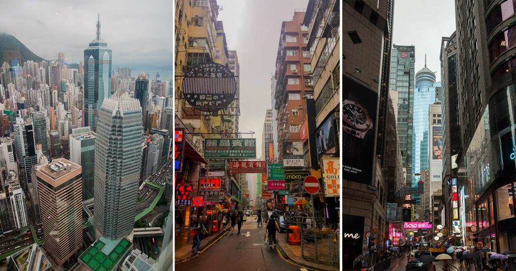 redenen om china op je bucketlist te zetten - skyline Hongkong