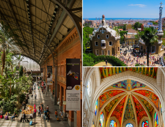 Stedentripdilemma: Madrid of Barcelona?