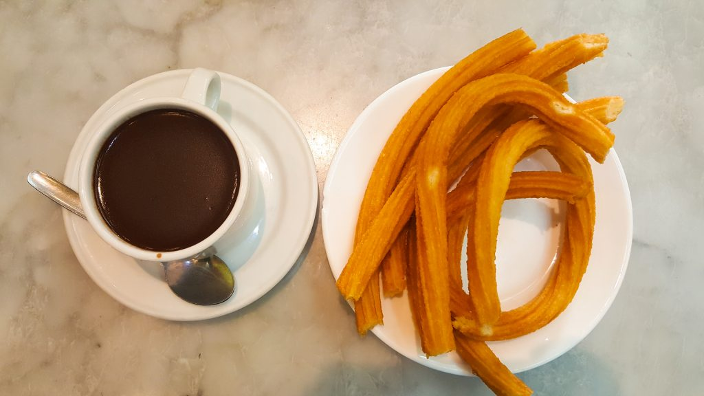 Madrid of Barcelona - Churros in Madrid