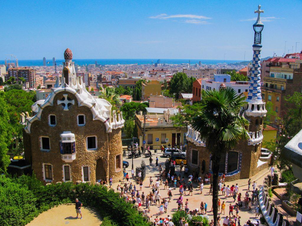 Madrid of Barcelona - Park Güell Barcelona