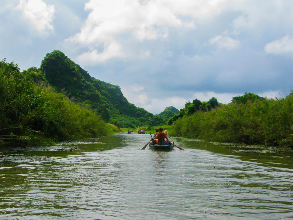 doen in Vietnam - Ninh Binh