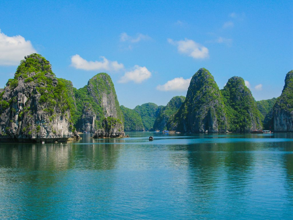 doen in Vietnam - Ha Long Bay