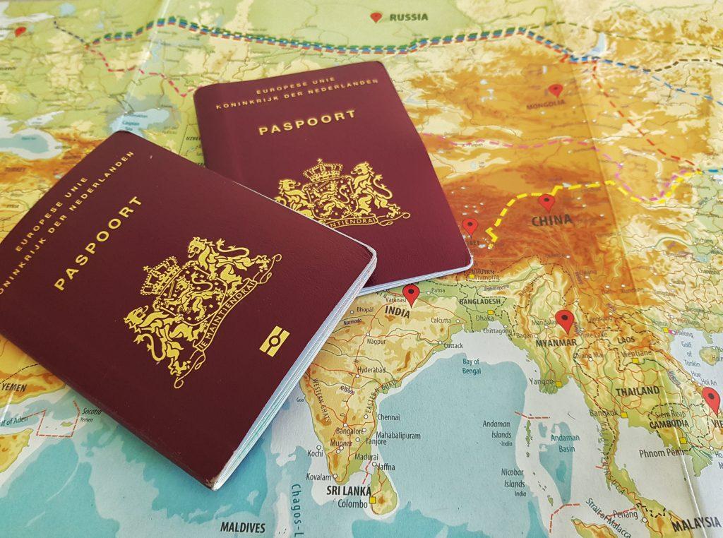 visa voor de Trans Mongolië Express