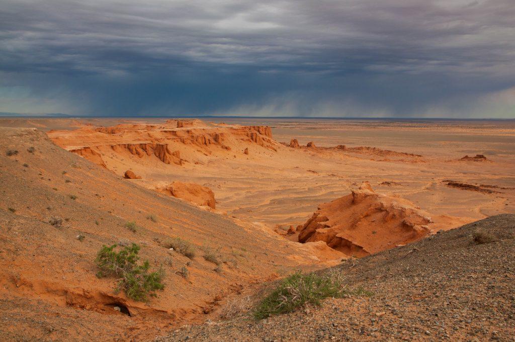 ervaringen met de Trans Mongolië Express