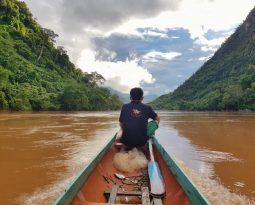 Duurzaam reizen #4: Op pad met een lokale visser in Nong Khiaw, Laos