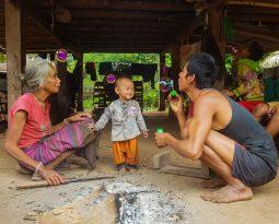 Wereldreisdagboek #5: overweldigende natuur en lokale ervaringen in Laos