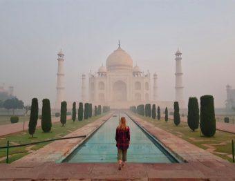 Reisfotografie: Taj Mahal zonder mensen, 8 tips voor de perfecte foto