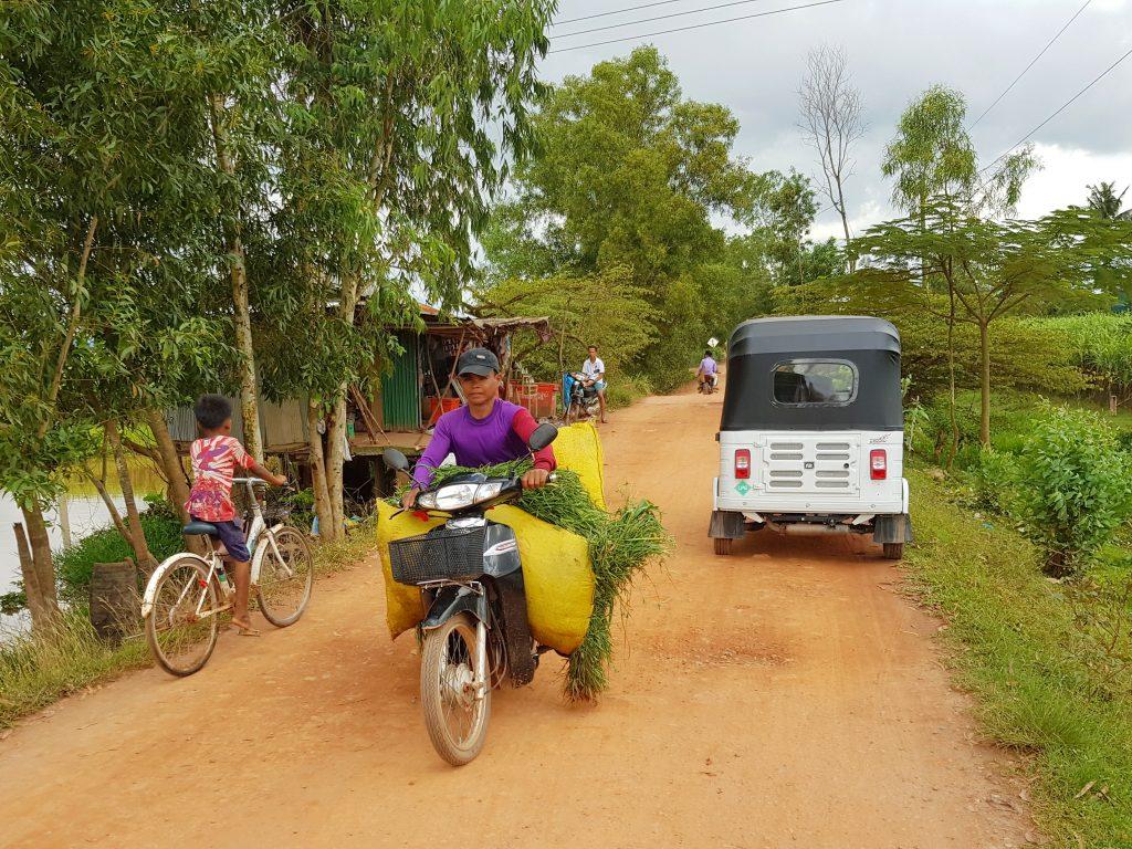 Budget Cambodja