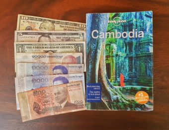 Budget Cambodja: wat kost backpacken in Cambodja?