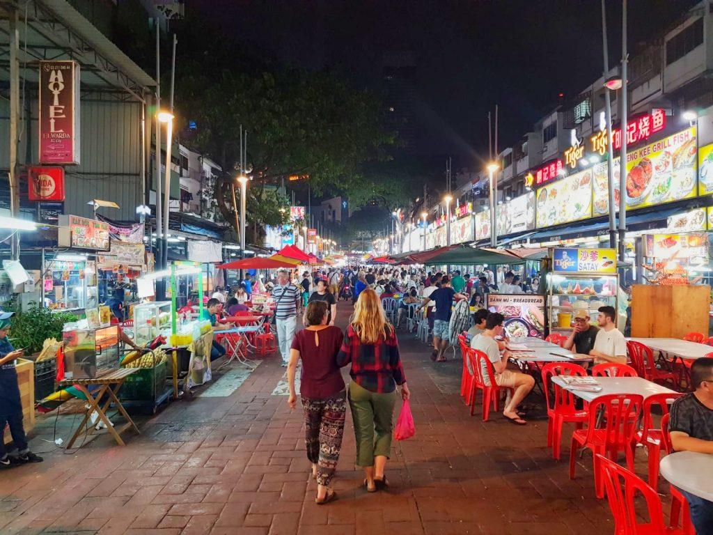 doen in Kuala Lumpur - Jalan Alor